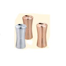 Caixote do lixo moído de aço inoxidável (DK143)