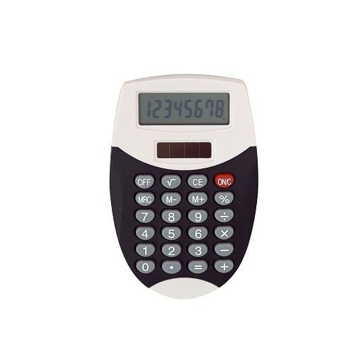 8 Digits Plastic Calculator