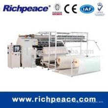 Máquina de acolchoamento informatizada multi-agulha