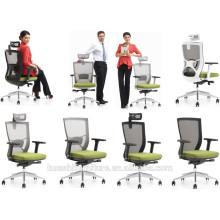 Bürostuhl ohne Räder