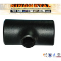 DIN 2605 St45.8 10inch Straight Welded Carbon Fitting Tee