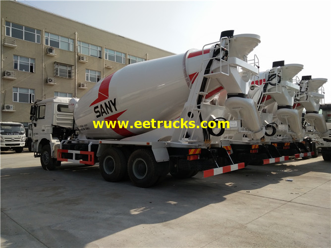 Beton Transit Mixing Vehicles