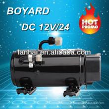 DC 12v / 24v climatiseur solaire pour air climatisé hybride climatiseur air conditionné de camion-véhicule électrique