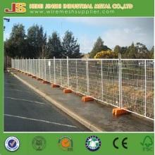 Heiße Verkäufe verzinktes temporäres Bau-Zaun-Panel