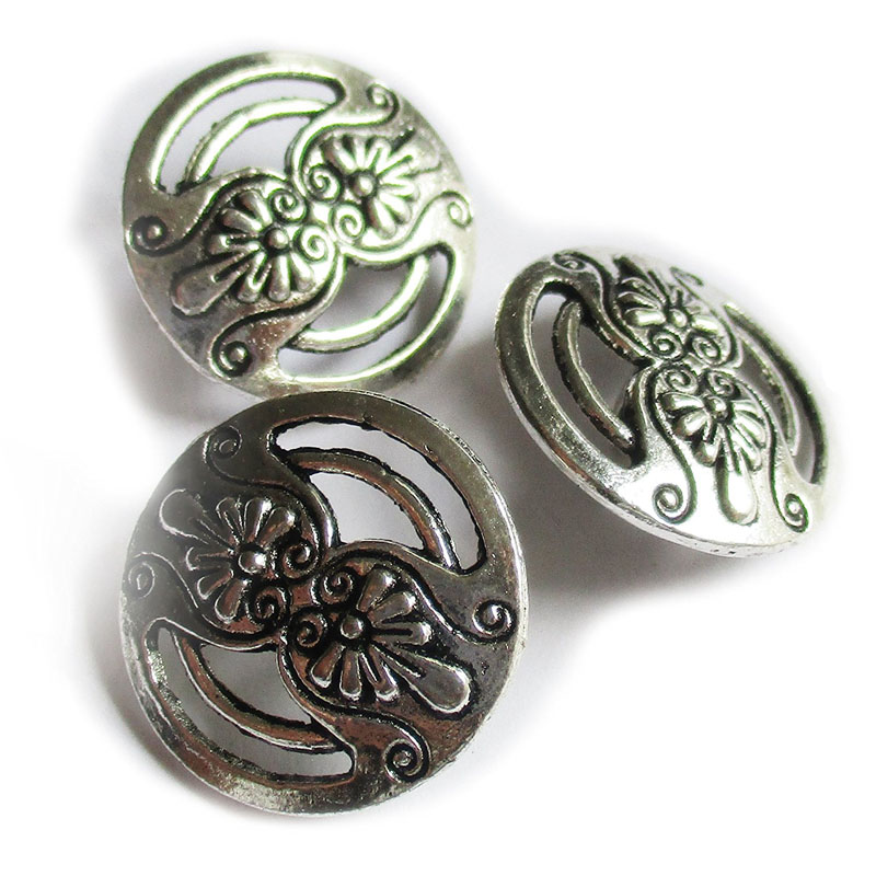 Hollow Carved Buttons