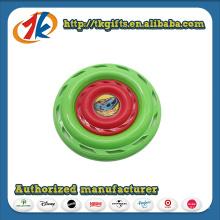 Jouets en plastique de Frisbee de jouet extérieur de promotion pour des enfants