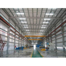 China Single Span High-Strength Steel Structure