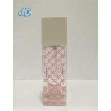 Ad-P51 Glas Parfüm Flasche mit Aufkleber Aufkleber 25ml