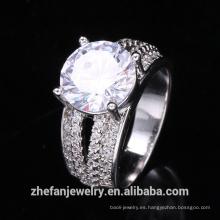 recién llegados 2018 mujeres accesorios cz anillo