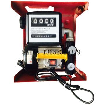 220V 550W Transferencia de la bomba eléctrica Conjunto de la bomba de montaje