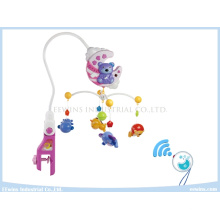 Remote Control Toys Musical Baby Mobiles with Timing Function