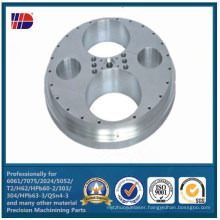 Steel Large Part Machining with Grinding Surface