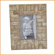 Antique Wood Picture Frame para Home Deco