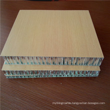 Fireproof Laminate Faced Honeycomb Panel for Marine Use