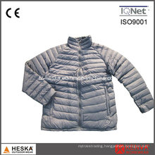 Warm Customquilted Ultra Thick Down Coat