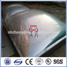 leichte Polycarbonat-Oberlichtabdeckung