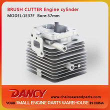 Grass trimmer 1E37F engine parts-cylinder