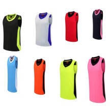 OEM moda Sublimação Basketball Jersey Uniform Design