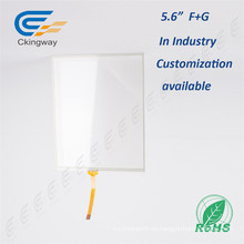 Venta al por mayor Resisitve 5.6 pulgadas Ckingway Touch Plate sensor para GPS