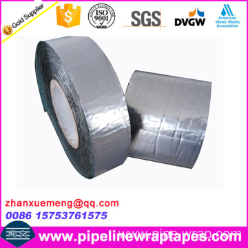 self adhesive butyl rubber waterproof tape for building