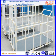Hot Sale Plastic Coated Pipe Racks System Fabricant De Nanjing