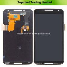 Pantalla LCD para Motorola Nexus 6 con panel táctil digitalizador