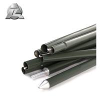 Pólo de alta resistência 7001 t6 em alumínio com inserção