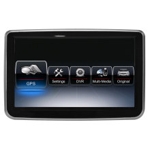 Car GPS Navigation System for Benz C DVD Player with RDS iPod Radio Receiver