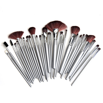 32 pcs set kuas makeup profesional