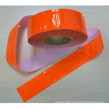 high visibility color reflective PVC crystal tape