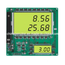 Zcheng 2 In1 Sale Litre Display Board Screen (Yellow Background)