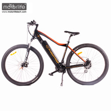 2018 heißer Verkauf 26 '' BAFANG Mid Drive billige elektrische Mountainbike, grüne Power elektrische Mountainbike aus China
