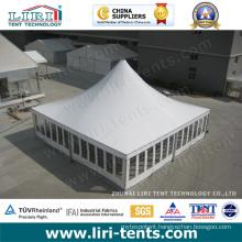 Aluminium High Peak Square Tent for Outdoor Event Party