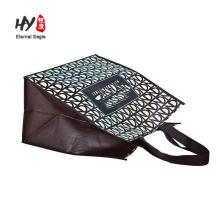 custom high-end pp woven tote bag for gift
