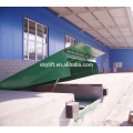 Hot sale !! container unloading hydraulic steel truck ramp