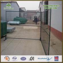 Aluguel de serviço pesado painel de metal e painel temporário de vedação