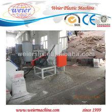 Hochwertiges, recyceltes vollautomatisches PE / PVC-Pulver, das Maschine herstellt