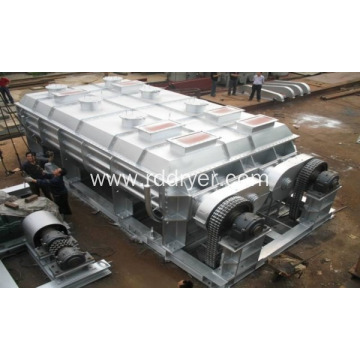 Electroplating sludge dryer