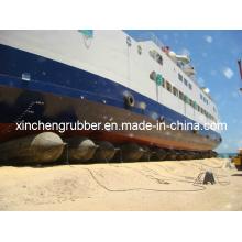 Лодка или судно, используемое подъемно подушки безопасности
