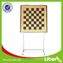 Kids' Black Chess Board (LE-HB005)