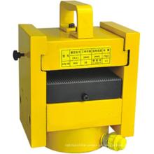 Máquina de perfuração de perfuração de chanfradura de chanfradura de chanfradura da barra redonda de aço inoxidável hidráulica das ferramentas hidráulicas das ferramentas