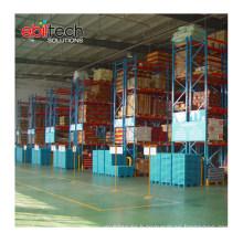 Ebil Metal Storage Racking Supplier Powder Coated Pallet Rack