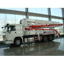Главный sinotruk HOWO перевозит на 40м 6х4 тележка конкретного насоса