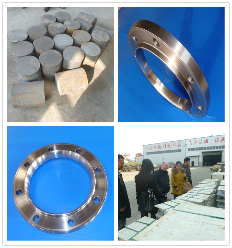 pipe lap joint flanges