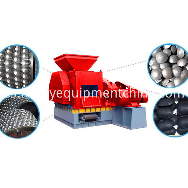 Charcoal Briquette Machines