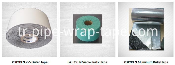 POLYKEN Polypropylene Coating Tape