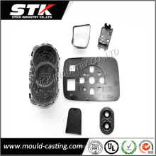 Nature Rubber Plastic Injection Molding/Mould for Remote Control Cover (STK-PLA0008)