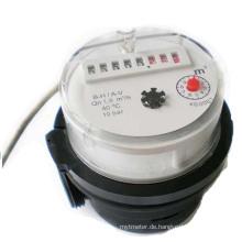 AMR Wasserzähler / Pulsausgang Funktion Wasserzähler / Single Jet Kunststoff Wasserzähler