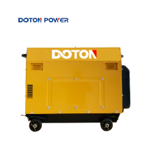 Hauptleistung 4500W Dieselgenerator 4.5KVA