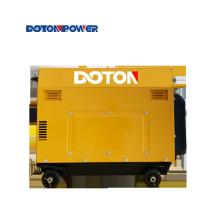 Generador diesel de 4500W de potencia principal 4.5KVA
